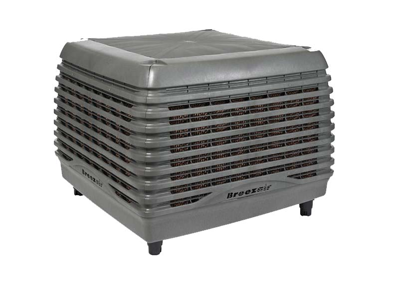 Breezair Tba Series Cooler : Breezair tbsi super stealth down discharge inverter
